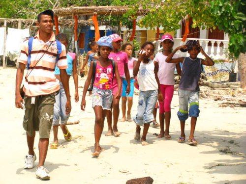 Salidas de campo: Educación Ambiental
